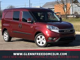 New 2019 RAM ProMaster City Tradesman SLT Cargo Van in Lexington ...