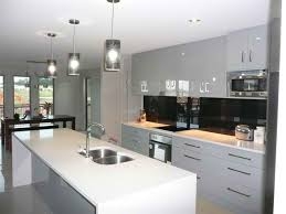 lighting for galley kitchen. excellent modern white galley kitchen ideas with nice lighting fixtures for