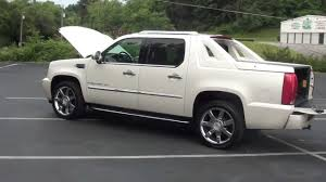 cadillac pickup truck 2013. for sale 2007 cadillac escalade ext 1 owner stk 20713a wwwlcfordcom youtube cadillac pickup truck 2013