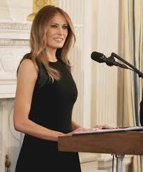Melania Trump First Lady Wardrobe Fashion Pr Backlash