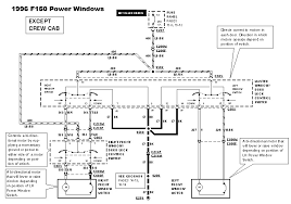 ford power window wiring diagram wiring diagram schematics window motor wiring problems ford truck enthusiasts forums