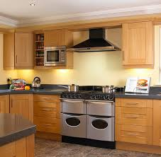 Medium Oak Kitchen Cabinets Cabinet Shaker Oak Kitchen Cabinet