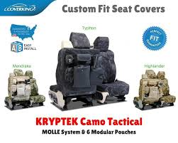 kryptek camo tactical custom fit seat covers for toyota tundra 1 of 1free see more