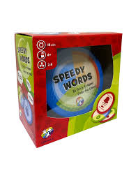 Games & Puzzles - Speedy Words Game