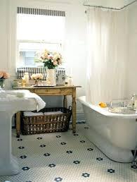 mosaic bathroom floor tile black white vintage black and white bathroom tile vintage black and white
