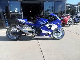 03 gsxr 750 custom motorcycles
