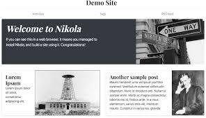 The Nikola Handbook | Nikola