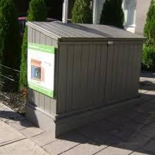 wood garbage can storage bin104 bin105