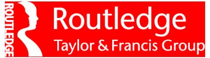 Image result for Routledge logo