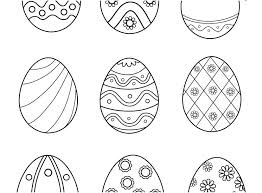 Easter Eggs Printable Coloring Pages Eggs Printable Capture Coloring