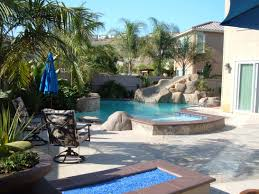 custom inground pool designs. Delighful Designs Landscaping Around Inground Pool Pictures Custom Pools Carlsbad El  Cajon Gunite Semi Packages Small Swimming And Designs