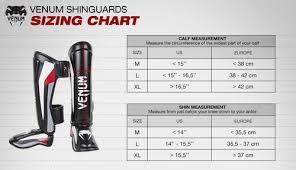 Venum Shorts Size Chart Size Chart