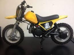 yamaha 50cc dirt bike. yamaha yzinger 50cc dirt bike
