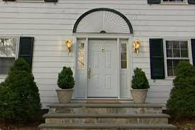 exterior door with sidelights and transom. how to install a front door that\u0027s energy efficient \u2022 diy projects \u0026 videos exterior with sidelights and transom