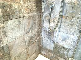 clean marble shower acid damaged marble shower cubicle red in tile marble shower wall before cleaning