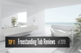 best freestanding tubs reviews 2019 featured image
