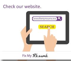 Fix My Resume Fixmyresumeme Twitter
