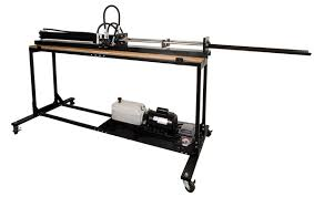 soil sample extruder from shelby tubes sample extruder