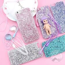 heavenly pink chandelier phone cases