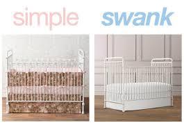 wrought iron baby cribs heirloom popsugar moms 13