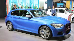 2014 BMW 1 Series 3-Door and 5-Door Hatchbacks – 2012 Paris Auto ...