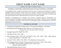 System Administration Sample Resume 12 Download Aix