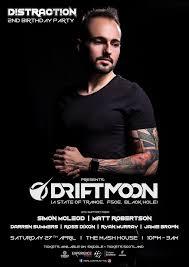 Distraction 2nd Birthday Party presents: Driftmoon at The Mash House,  Edinburgh (2019) ⟋ RA