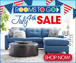 Rooms to Go 4th of July Sale HOT