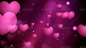 Romantic Hearts Background By Fxboxx Graphicriver