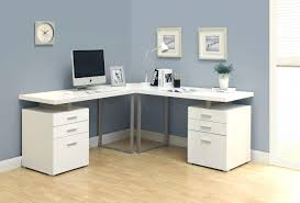 grey and white furniture. Full Size Of Grey Laminate Office Furniture Corner Study Desk With Hutch Modern White High Gloss And