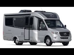 This is leisure travel van 2020 full view tour unity murphy bed interior & exterior mercedes benz sprinter rv tour leisure unity. Hot News Unity Rv Concept Debuts With Trick Rear Lounge Layout Youtube