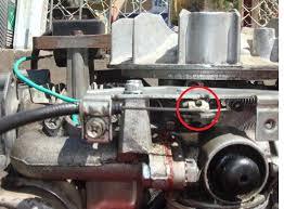 Victa TVS90 Tecumseh -throttle linkage how? - OutdoorKing Repair Forum