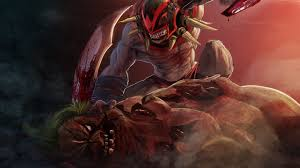 6829 dota 2 bounty hunter best wallpaper walops com
