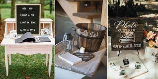15 creative wedding guest book sign in