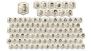 أيقونات FUT - FIFA 21 Ultimate Team - EA SPORTS
