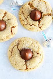 Peanut butter acorn cookies far from normal. Peanut Butter Blossoms Classic Two Peas Their Pod