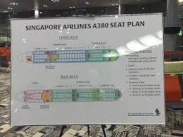 Airbus A380 Seating Plan So How Was The Flight Now Peo