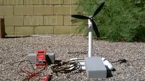 diy wind turbine generator