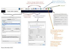 using refworks microsoft word choose your refworks version using write n cite on a mac