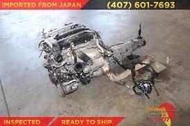 Jdm Nissan Silvia S14 Sr20det 5 Speed Trans Engine Swap S13