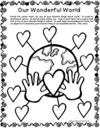 Small Picture Earth Day Activities Language arts Language and Earth