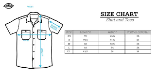 Dickies Size Chart Women S Size Guide Dickies Indonesia
