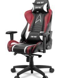 Купить <b>Кресло</b> офисное <b>Arozzi Gaming</b> Star Trek Edition красный ...