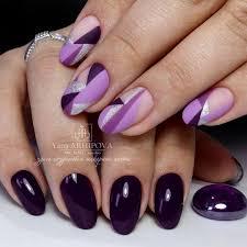 Purple summer nails - The Best Images | BestArtNails.com