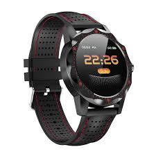 Смарт-<b>часы Colmi SKY1</b> (черно-красный), купить в Москве, цены ...