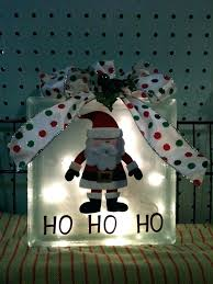 glass block decorations ideas for lighted decorative glass blocks lighted glass block ideas for lighted decorative