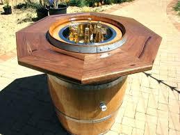 wooden barrel table wine barrel tables for barrel table wine barrel end table best design wooden barrel table