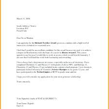 Formal Cover Letter Examples Covering Throughout Example