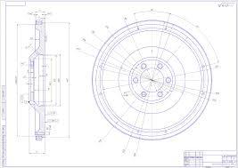 Курсовые и дипломные работы автомобили расчет устройство  Курсовая работа Сцепление и ее привода для автомобиля ЗИЛ 130
