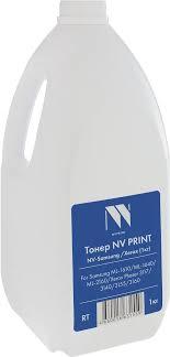 <b>Тонер NV Print NV-Samsung/Xerox</b> (1кг), черный, для лазерного ...